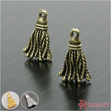 21*12MM Alloy Tassels Charms Pendants Jewelry Findings Accessories 28506