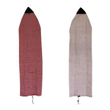 5 Ft 6 Ft 7 Ft Surfboard Surfing Fish Sock Cover Stretch Terry Sock Sleeve Bag