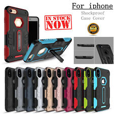iPhone X Heavy Duty Shockproof Hybrid Rugged Rubber Hard Case Cover For iPhone10