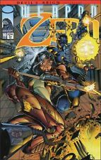 Weapon Zero (1996, Image Comics) (10 Issues Available)