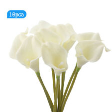10 pcs Real Touch Flower Calla Lily PU calla Lily Bouquet Home Wedding Decor