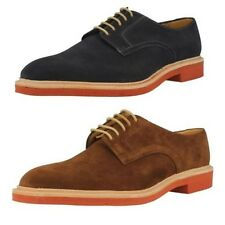 Mens Loake Lace Up Suede Shoes Style - Morrison