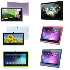 New! 7'' 16G A33 Q88H Android Quad Core Dual Camera WiFi Bluetooth HD Tablet PC