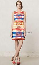 NEW Anthropologie Banded Totem Shift by Tabitha  Size 0-2-10
