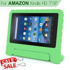 Kids Shock Proof EVA Handle Case Cover for Amazon Kindle Fire HD 7 / HD 8 tablet