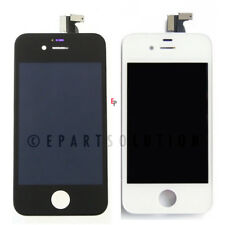 Black iPhone 4 4 CDMA 4S LCD Display Digitizer Touch Screen Frame Assembly White