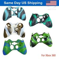 Xbox360 Controller Silicone Skin Replacement Case Cover Protector 2pcs