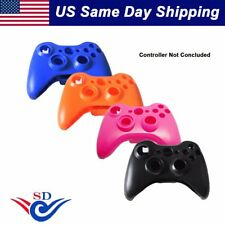 Xbox 360 Wireless Controller Replacement Shell Case Buttons Full Set Screws
