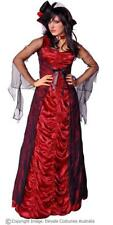 Countess Womens Vampire Halloween Costume  Genuine Elevate Costumes - New