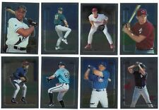 1999 Topps Chrome Traded Complete Team Set from Factory 25 Available Rookie RC