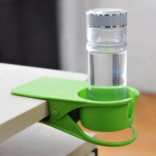 Drinking Cup Holder Clip Home Table Office Desk Coffee Mug Water Bottle Stand