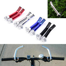 Mountain Bike Bicycle Cycling Handlebar Ends Aluminum Alloy Bicycle Handle