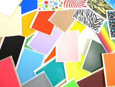 75x50mm Rectangle Stickers Coloured Rectangular Sticky Labels 46 Colours