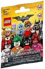 LEGO THE BATMAN MOVIE MINIFIGURES 71017 - CHOOSE YOUR LEGO MINI FIGURE