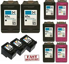 Ink Cartridge HP 61 61XL Black Tri-Color ENVY 5530 5535 OfficeJet 4630 4639 8040