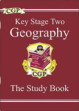 KS2 Geography Study Book by CGP Books (Paperback, 2003)