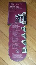 The Great Courses - 4-DVDs - The Great Tours Greece and Turkey, Athens, Istanbul