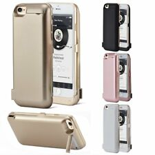 4200 / 10000mAh External Charger Backup Battery Case Power Cover For iPhone 6 6S
