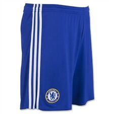 NWT Adidas 17 Chelsea FC Soccer Football Home Blue Shorts Jersey England AI7176
