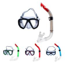 Baoblaze Divers Adult Mask Snorkel Set Dive Snorkeling Scuba Diving Swimming