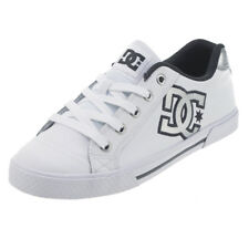 DC Shoes Womens Chelsea Shoes in White
