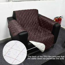 1/2/3-Seater Couch Stretch Sofa Seat Lounge Protector Cover Waterproof Slipcover