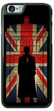 Dr Who British Flag Phone Case Cover for iphone i6 PLUS Samsung S6 LG HTC Moto