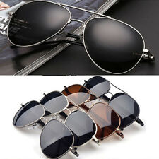 Mens Polarized Sunglasses Driving Aviator Outdoor Sports Eyewear Glasses UV400