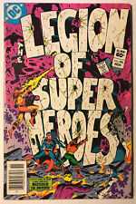 Legion of Super-Heroes (1980)  42 Issues Available   (Buy 2 get 1 Free)