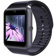 Smartwatch Unlocked Bluetooth Watch cell Phone for Android Samsung iPhone ios