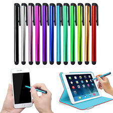 Universal Metal Touch Screen Stylus Pen for iPad iPhone Smart Phone Tablet L