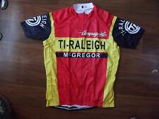 Brand New Team Ti-Raleigh Campagnolo cycling Jersey, Record
