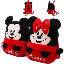 Children Cartoon schoolbag Mickey Mouse and Minnie Mouse