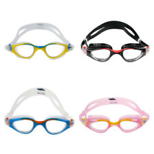 Kids UV Protection Silicone Swimming Goggles Anti-fog Swim Glasses