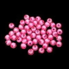 Candy Color 8mm 100pcs/lot 10 Colors Acrylic Material Beads for Jewelry Making