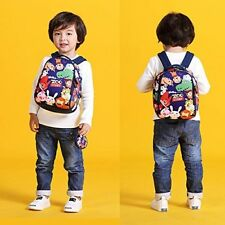 Kids School Backpack Toddler Bookbag Cute Zoo Animal Boys Girl Boy Schoolbags