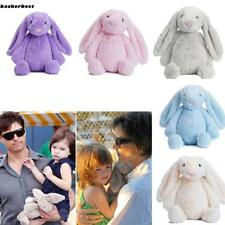 Animal Rabbit Doll Plush Toy Baby Kids Sleeping Soft Comfort Stuffed Toy LL