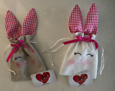 Bunny pouch with $25 Sephora gift card + samples! 2 color choices! Easter idea!