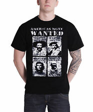 Che Guevara T Shirt Americas Most Wanted new Official Mens Black