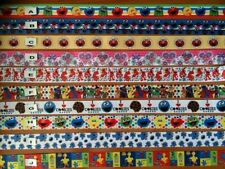 Sesame Street /Elmo/cookie Monster etc Ribbons 10 designs all sold by 2M - Craft