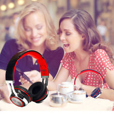 Headphones Earphone Headset Stereo Wired with Mic for Smartphone MP3/4 PC