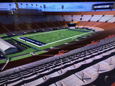 (4) 2018 Rams vs Chargers Tickets Section 27H Row 81 Aisle Seats!!