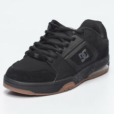 DC Shoes Mens Rival Shoes in Black