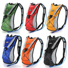 2L Water Bladder Bag Hydration System Backpack Camelback Pack Hiking Camping
