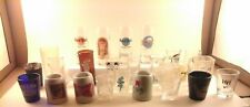 ADVERTISING SHOT GLASS Collection WHISKEY, LIQUOR, BEER, HRC Many to choose from