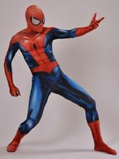 NEW Anime Edition Spider-man Fullbody  Costume 3D printing Zentai Suit Cosplay