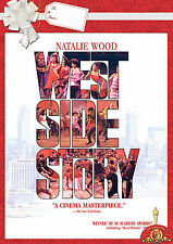 West Side Story (DVD, 2003, Single Disc Version Holiday O-Ring)