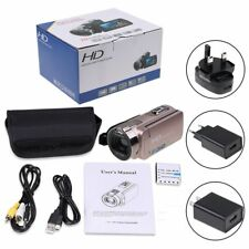 "2.7"" 1080P LCD FULL HD Digital Video Camera Recorder 24MP 16x Zoom Camcorder DV"