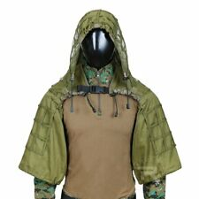 Military Sniper Ghillie Suit Foundation Lightweight Ghillie