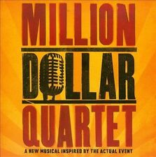 Levi Kreis and others : Million Dollar Quartet. A new musical in CD